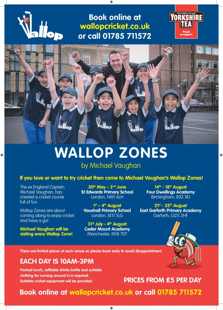 Michael Vaughan Cricket School